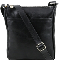 Tuscany Leather TL141300 Jason Crossbody Bag