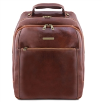 Tuscany Leather TL141402 Phuket Leather Backpack