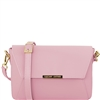Tuscany Leather TL141584 Ruga Leather Bag Lilac