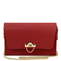 TL141653 Ruga Leather Bag - Red