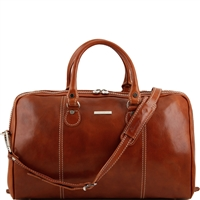 Paris TL1045 Travel leather duffel bag