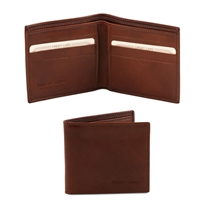 Tuscany Leather TL140797 Leather Wallet for Men - Brown
