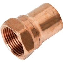 Copper Female Adapter