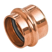 Copper ProPress Cap
