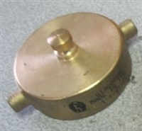 Brass FDV Cap and Chain