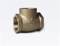 Brass Swing Check Valve FPPI