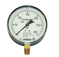 0-300l Air/Water Gauge