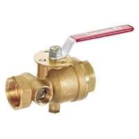 Giacomini Test and Drain Valve