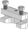 PHD Fig 035 Sway Brace Bar Joist Adapter