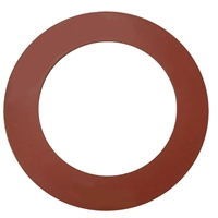 Red Rubber Ring Gasket