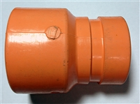 Spears CPVC Grooved Adapter