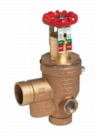 Vic Test and Drain Valve