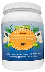 Perfect Hydrolyzed Collagen Peptides Powder Highest Bioavailability