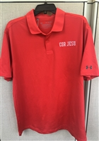 Cor Jesu Men's Under Armour Performance Polo