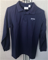 Preowned Uniform Polo Shirt - Long Sleeve