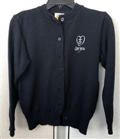 Preowned Uniform Cardigan Sweater