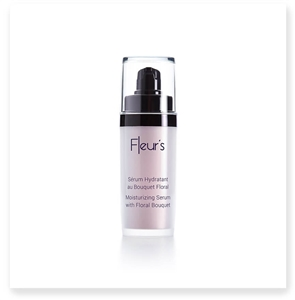 Moisturizing Serum with Floral Bouquet