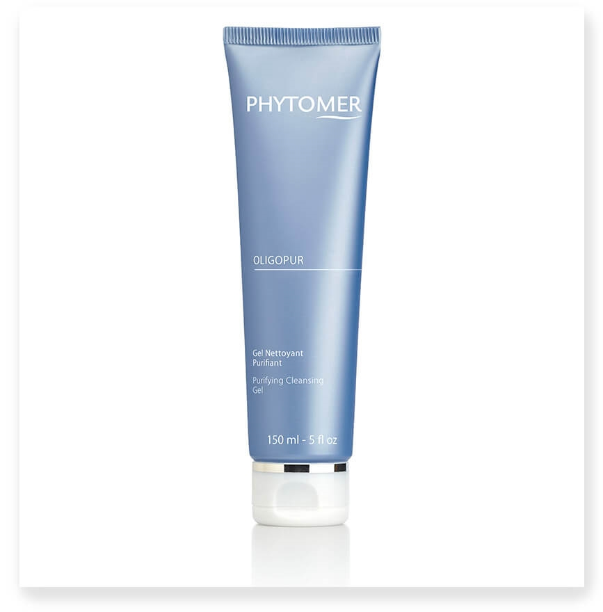 Purchase Phytomer Oligopur Purifying Cleansing Gel here.