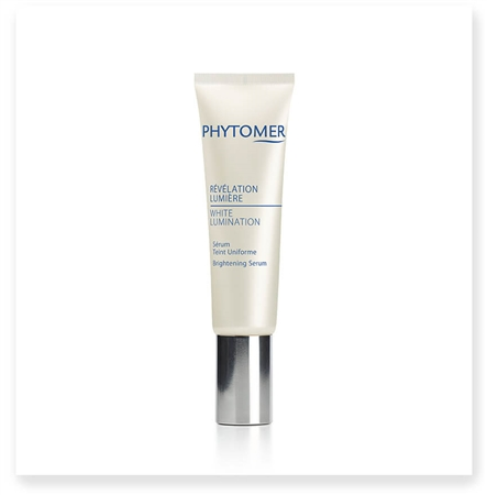 Purchase Phytomer White Lumination Spot Correction Brightening Serum here.