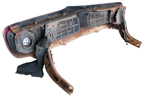 1967 1968 Firebird Front Bumper Assembly Gm Original Used
