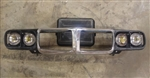 1969 Front End Nose Bumper Headlight Frame Work Assembly - Used GM