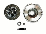 1967 - 1981 Clutch and Pressure Plate Kit 10.5 Inch Coarse Spline