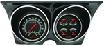 1967-1968 Custom Dash Gauge Set with OE Housing