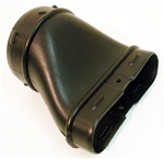 1973 - 1981 Duct Plastic Adapter, Air Cleaner Base Housing