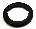 1967 - 1969 Firebird Lock Cylinder Gasket, Trunk, Correct 20030348 and 4471426
