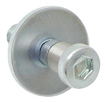 1967 - 1981 Door Latch Lock Striker, Allen Head