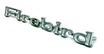 "1967 - 1968 "" Firebird "" Fender Emblem - Each - 9789532"