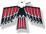"1968 - 1969 Firebird Deluxe Interior Door Panel "" Bird "" Emblem - 7771090 - Ea"