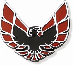 1970 - 1981 Firebird and Trans Am Dash Panel Bird Emblem