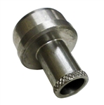 1967-1981 Heater Hose Nipple Water Fitting at Cylinder Head - First Design