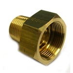 1989 Turbo Brass Drain Tube Adapter Fitting