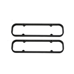 "1967 - 1981 Custom Pontiac Black 1"" Valve Cover Spacer, PAIR"