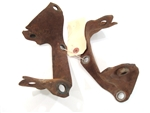 1975 - 1981 Engine Block Side Motor Mounts - 350, 400, or 455 Pontiac Engines, PAIR