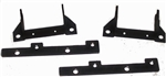 1970 - 1981 Firebird Engine Conversion Bracket Kit for Early 64 - 69 Pontiac Engines