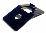 1967 - 1969 Rear Frame Rail Fuel Line Retainer Support Bracket