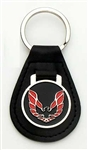 Firebird Keychain, Later Style, Red Bird