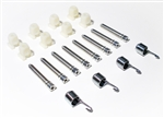 1967 - 1968 Firebird Headlight Adjust Hardware Kit