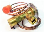 1967 - 1973 Air Conditioning Expansion Valve, O Ring Type with Equalizer Tube 15-5488, USA