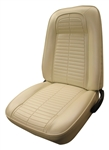 1967-1968 Front Bucket Seat Covers Standard Interior
