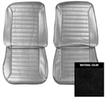 1970 Front Bucket Seat Covers, Standard Interior