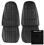 1977-1978 Front Bucket Seat Covers Standard Interior