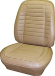 1970 Front Bucket Seat Covers - Deluxe Interior