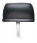 1967 firebird Headrest Assemblies, Black, Pair