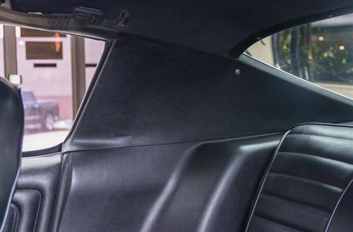 1970 1974 firebird interior headliner rear upper side sail panels pair. Black Bedroom Furniture Sets. Home Design Ideas