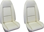 1971 - 1981 Standard Front Bucket Seat Foam and 71-72 Deluxe, Pair