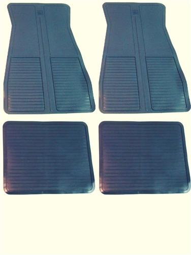 1973 1981 floor mats dark blue for 1979 trans am floor mats